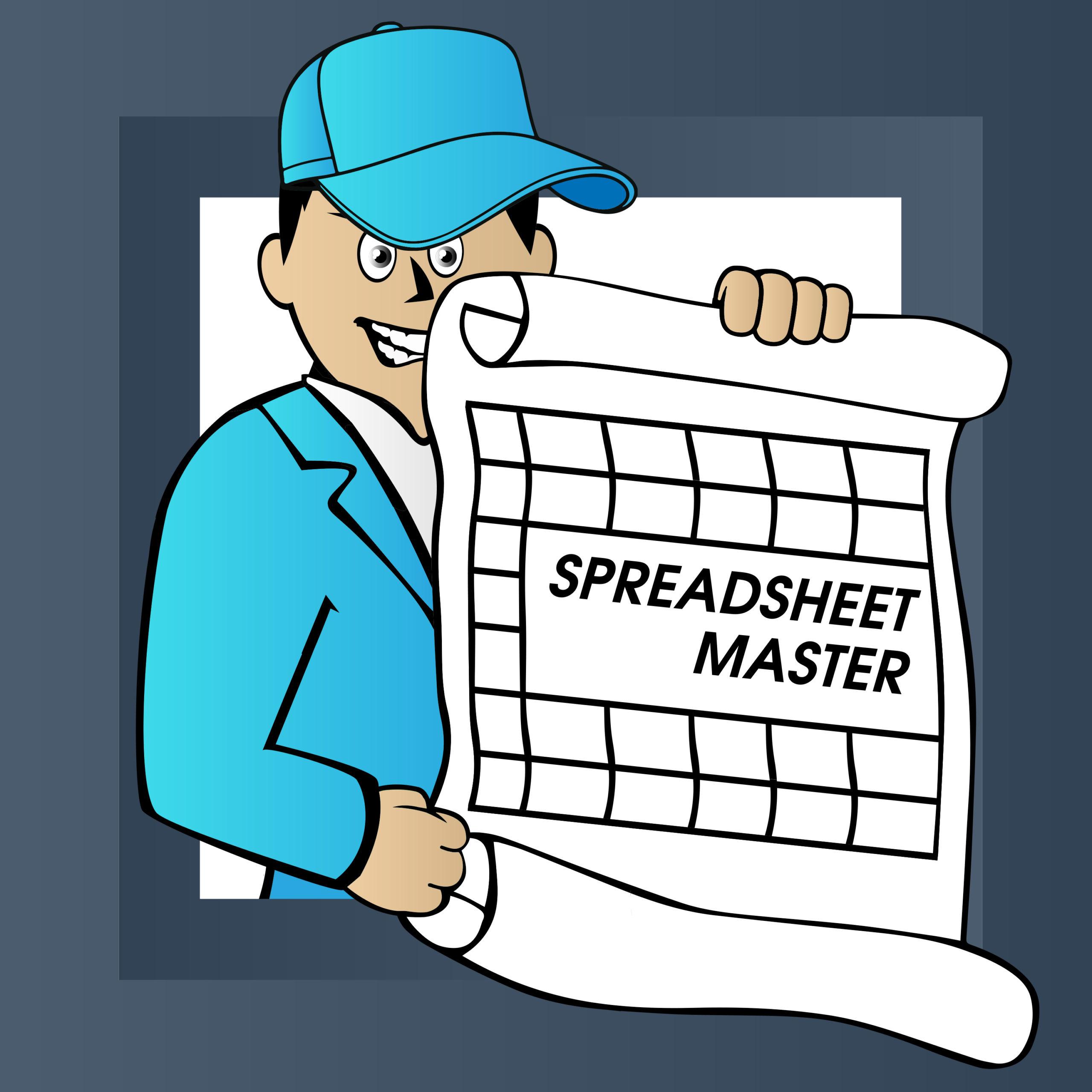 Spreadsheet Product Master